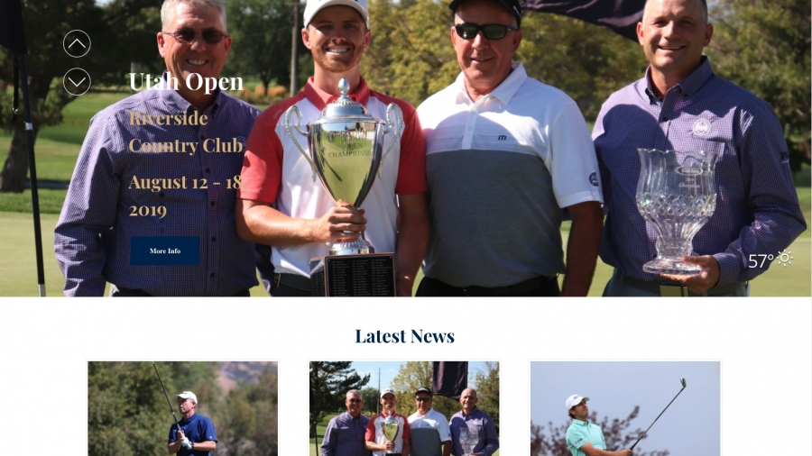 Utah PGA Homepage
