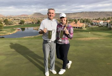 Fisher and Sturgeon Win the 2019 Utah Section PGA Pro-Assistant Championship