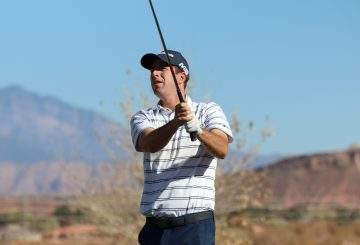 Sharp Low Pro at Southern Utah Open