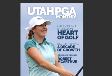 Utah PGA Monthly January Issue