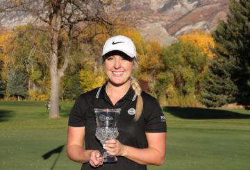 Dehlin-Hirsch Wins Women's Match Play Championship
