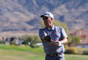 Kent McComb: Jeff Beaudry Golf Ambassador Award