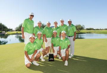 Team Utah Wins the 2021 National Car Rental PGA Jr. League Championship