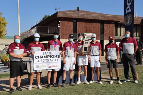 2020 3A Boys High School State Championship