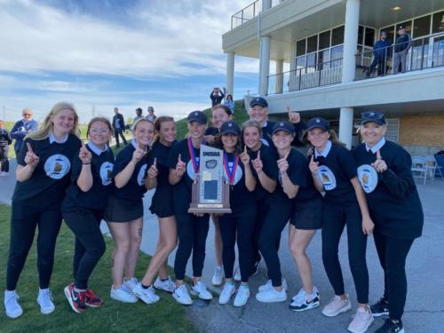 2021 6A Girl's State Final Round