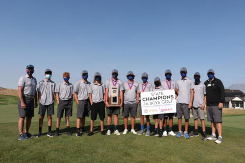 2020 2A Boys State Championship Final