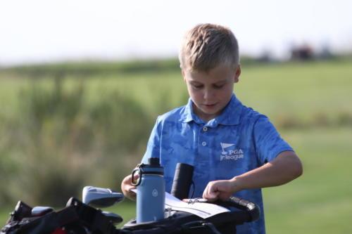 PGA Jr. League Section Championship Rnd1