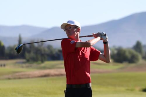 2021 Utah Junior PGA Championship Rnd 1