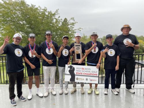 2021 Boys 5A State Final Rnd