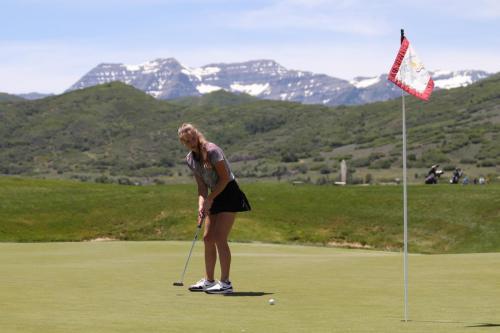 2020 Utah PGA Junior Championship 1st Rnd