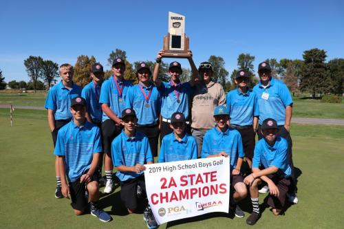 2019 Boys 2A State Championship Final Round