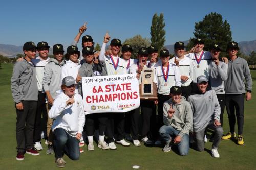 2019 6A Boys High School State Championship Final Rnd