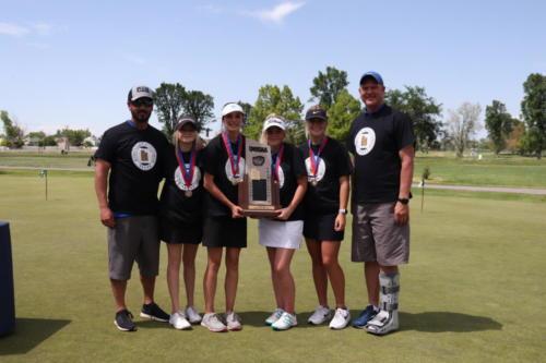2021 1A Girls State Championship