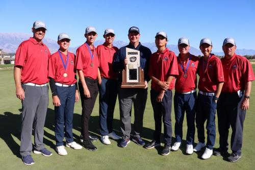 2019 4A Boys High School State Championship Final Round