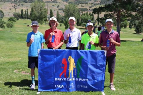 2019 Eagle Mountain Drive Chip and Putt Local Qualifier