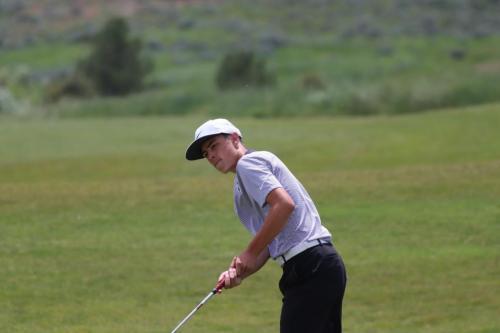 2019 Utah PGA Junior Championship Round 1