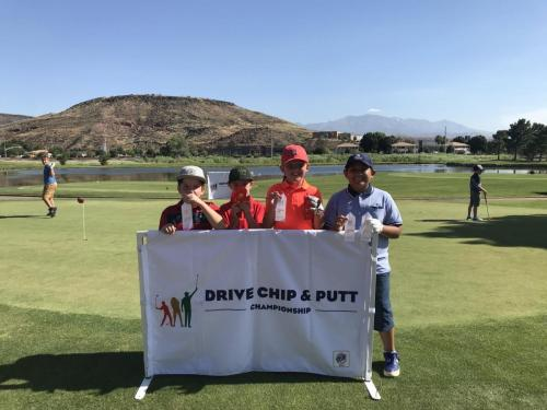 2019 Drive Chip and Putt South Gate Qualifier