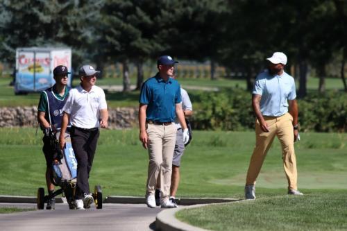 2019 Utah Open First Round